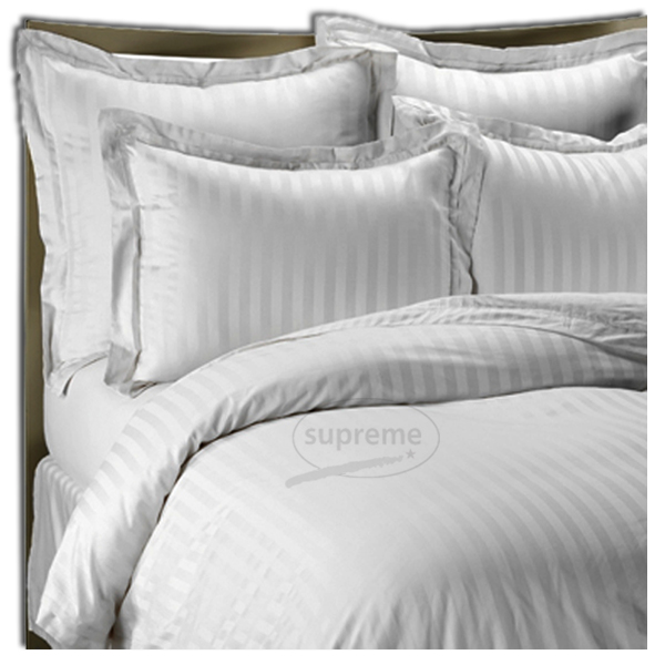 ... 600 Tc Strip Satin Bed Sheets